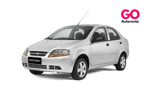 alquiler de autos gama familiar