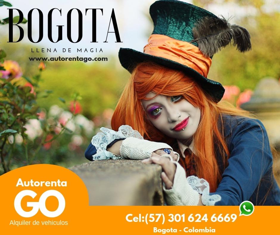 Requisitos para alquilar un carro en Bogota