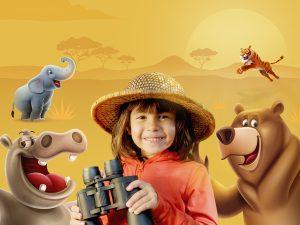 Planes divertidos con niños en Bogota Safari Fontanar